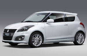 iaa suzuki swift sport 2011