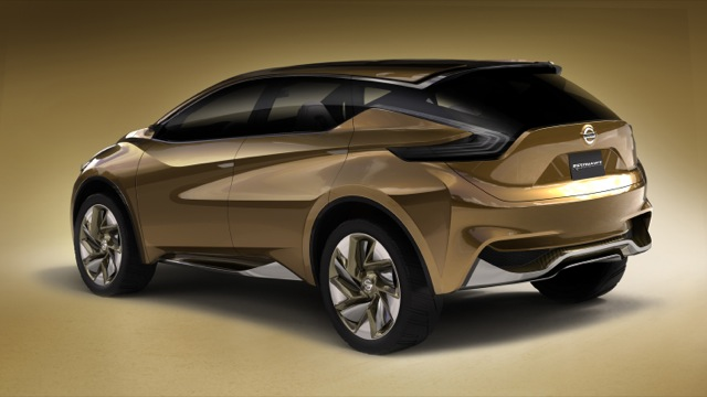 nissan resonance arriere