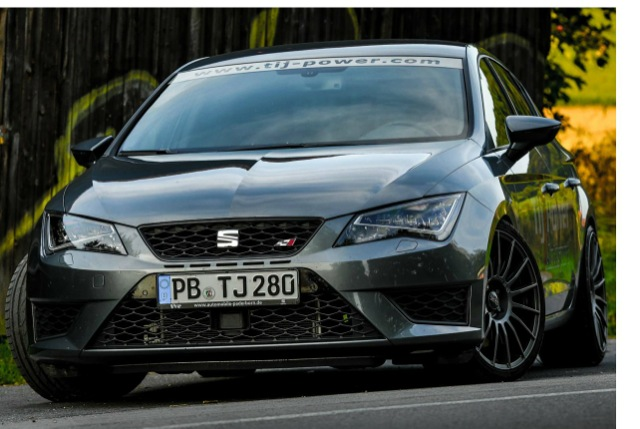 seat leon cupra tij power