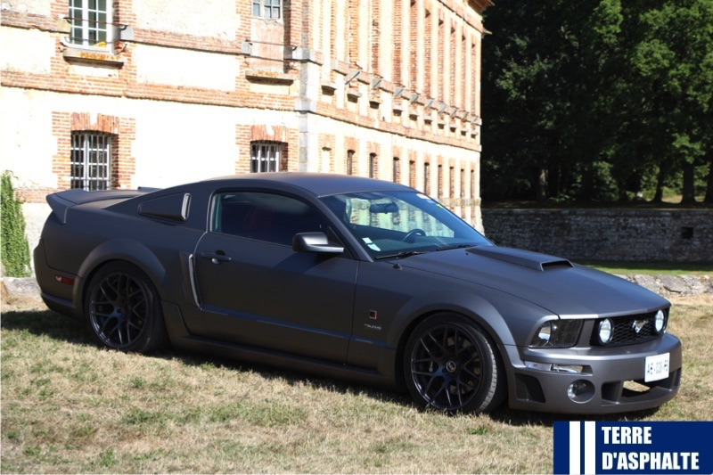ford mustang gt par roush performance